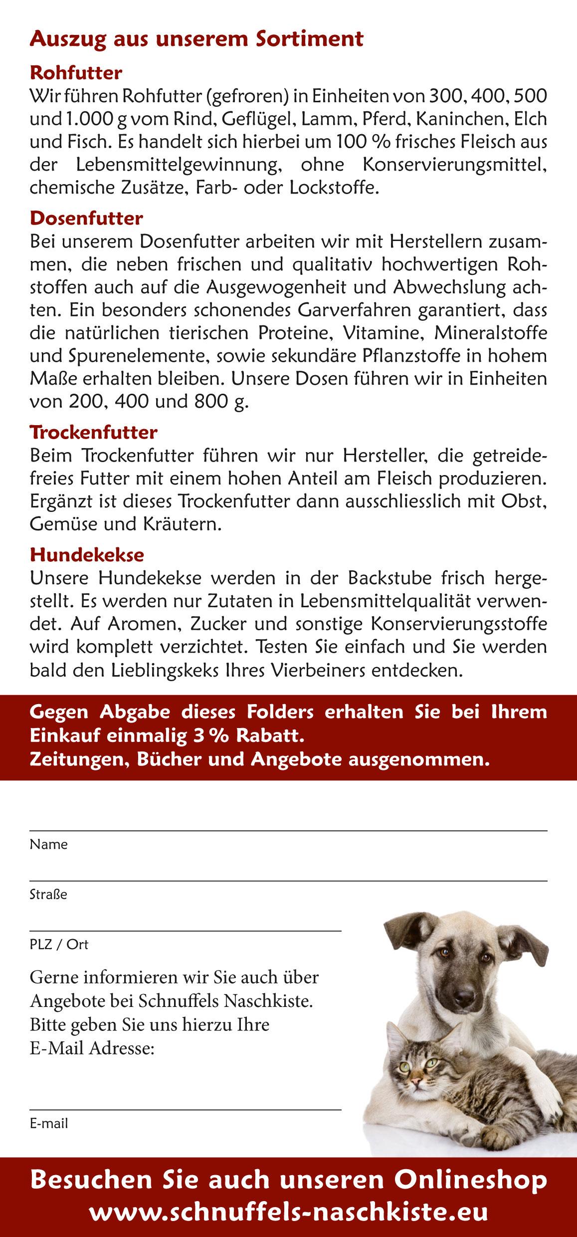 Auszug Aus Büchern Oder Stoffen flyer schnuffels naschkiste oberhessenschau 2 pankalla grafik